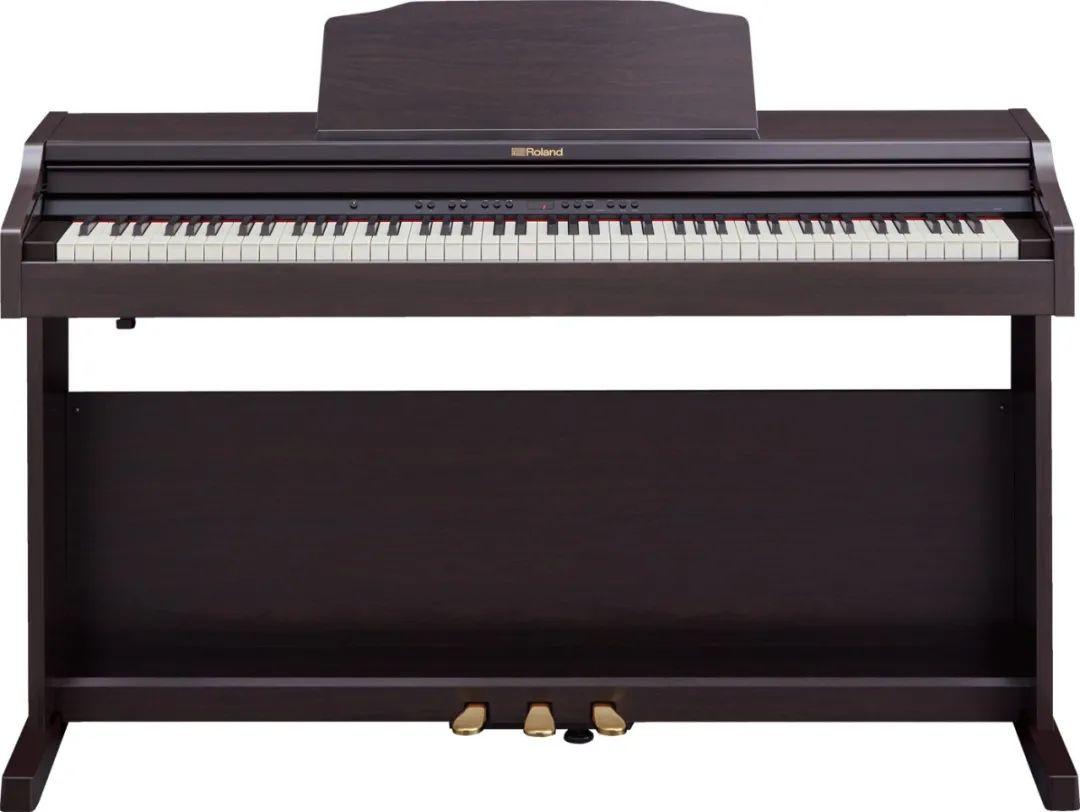 家用立式电钢琴理想之选 -Roland罗兰RP302