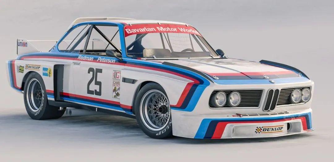 又淘到一个超棒的免费模型,要啥有啥,这辆赛车你不要?