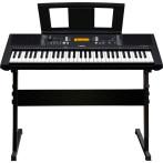 雅马哈电子琴初学者61键e373家用成年人儿童专业考级幼师专用e363