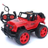 遥控小汽车警车四驱漂移越野赛车攀爬男孩充电动超大儿童高速玩具