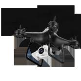 无人机航拍高清专业直升小型学生遥控飞机超长续航飞行器儿童玩具