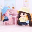 DDUNG冬己公主 学生系列换装娃娃 可爱公仔 周边摆件 开学季礼物