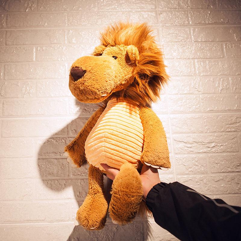 可爱玩偶抱枕狮子毛绒玩具独角兽公仔超萌网红礼物睡觉女生抖音小