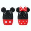 迪士尼吹泡泡机儿童少女心网红ins全自动防漏水女孩照相机枪玩具