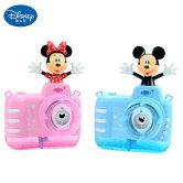 迪士尼泡泡相机棒儿童电动吹泡泡枪不漏水泡泡机器泡泡水