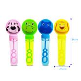 手动泡泡棒管小号迷你摆地摊吹不破的泡泡水泡泡机器儿童玩具批发