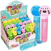 手动儿童泡泡棒吹泡泡玩具小孩小号瓶机批发大号补充浓缩液水迷你